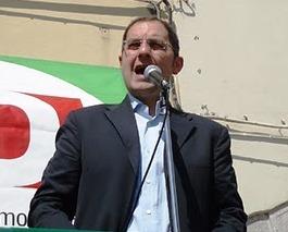 Il deputato del Pd, Michele Bordo