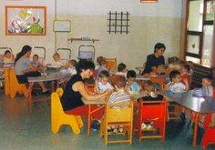 Foggia, sciopero operatrici scuole materne (Stato '10)