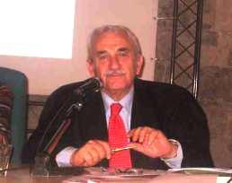 Il nuovo presidente del consiglio regionale pugliese, Onofrio Introna (Sel)