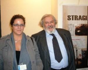 Foggia, presente al convegno anche il criminologo Bruno (immagine d'archivio)