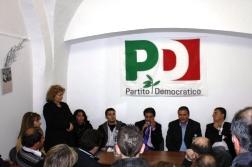Inaugurazione circolo Pd (Stato)