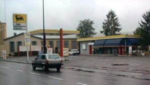 Distributore Agip, immagine d'archivio (www.automodellando.it)