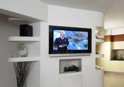 Televisione in abitazioni e liti in famiglia (Stato)