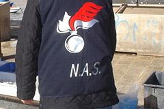 Controlli Nas Bari (immagine d'archivio)