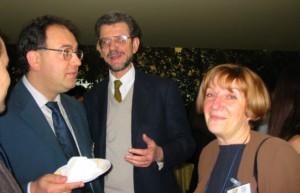 Una conferenza sul tema, nella fort: Luigino Bruni (University of Milano-Bicocca), Pier Luigi Porta (University of Milano-Bicocca), Anna Carabelli (University of Piemonte Orientale)