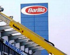 Stabilimento Barilla Foggia (immagine d'archivio)