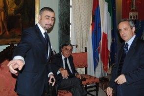 Incontro tra il sindaco Mongelli e Casillo