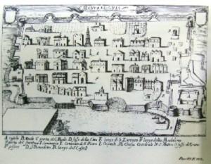 Antica carta Manfredonia medioevale (image: Comune di Manfredonia)