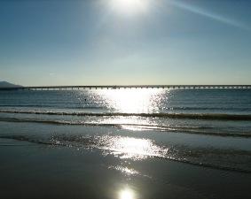 Spiaggia di Manfredonia (image copyright Stato)
