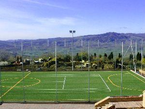 Impianti sportivi (immagine d'archivio, sl2)
