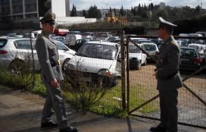 GdF, sequestro auto (immagine d'archivio - sassariweb.info)