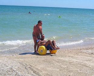Mare disabili (Comune di Manfredonia)