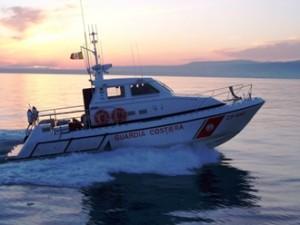 Soccorso Guardia Costiera Manfredonia (St)