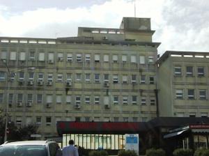 Policlinico Ospedali Riuniti di Foggia (archivio STATO, fonte image N.Saracino)