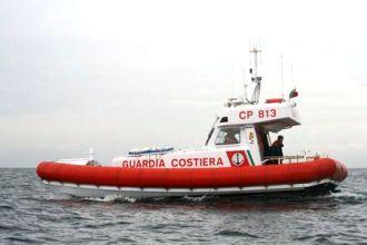 Motovedetta Capitaneria di Porto di Manfredonia (St)