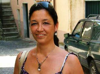 L'ex sindaco di Roseto V.Re Lucilla Parisi (fonte image: puntodistella.it)