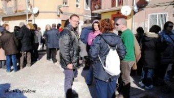 Incontro Piazza Tavuno, Foggia (St)