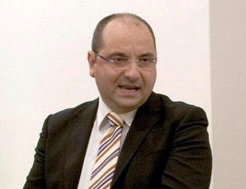 Il sindaco di Manfredonia Angelo Riccardi (St)