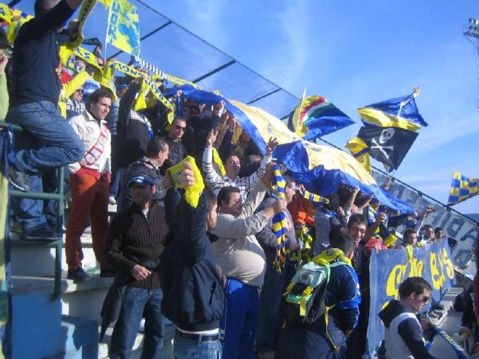 Audace Cerignola, tifosi (fonte image: lanotiziaweb.it)