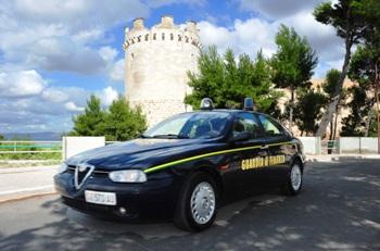 Lucera, militari Tenenza Guardia Finanza; operazione Pinocchio: 4 arresti (ST)