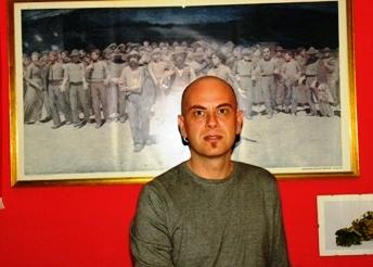 Daniele Calamita, Flai CGIL (ST)