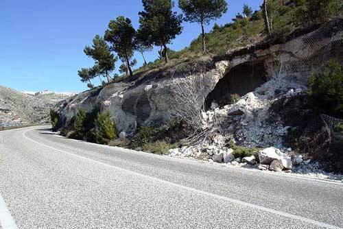 Strada Monte Macchia (ST)
