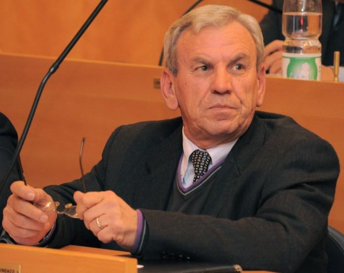 Il già assessore all'urbanistica del Comune e vice-sindaco professore Matteo Palumbo (fonte comune Manfredonia)