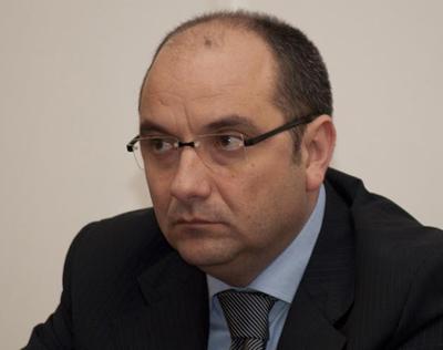 Il sindaco di Manfredonia Angelo Riccardi (STATO@)