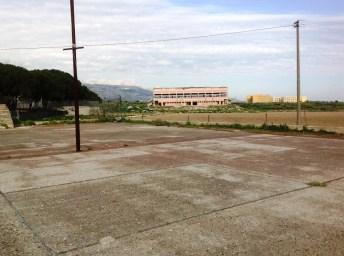 (ph: Campo tennis/calcio Scaloria - Immagine d'archivio)
