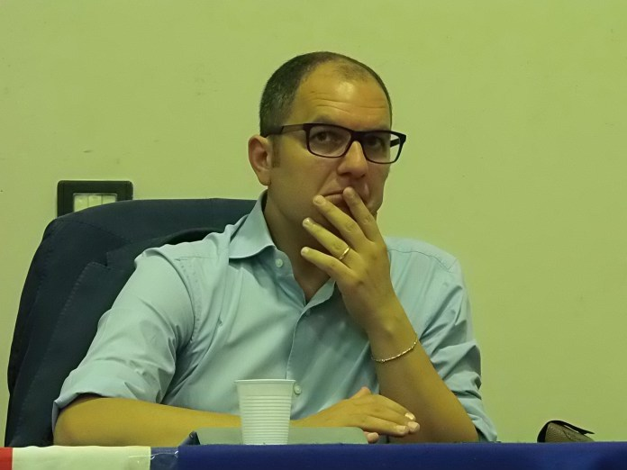 Michele Bordo riflette (statoquotidiano - Benedetto Monaco@)