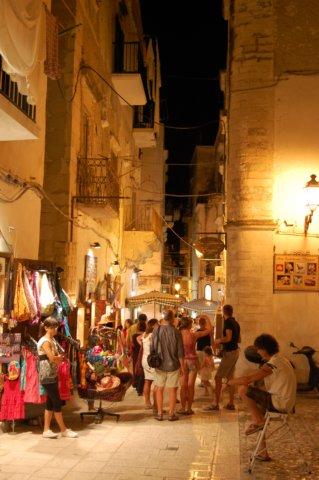 Centro storico Vieste (statoquotidiano - viestemare@)
