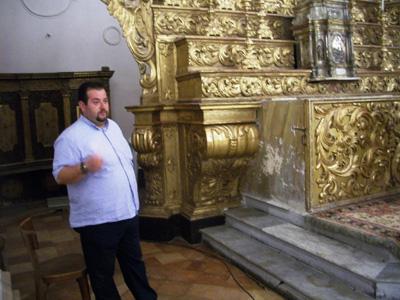 Manfredonia, don Luciano Vergura (statoquotidiano) ARCHIVIO
