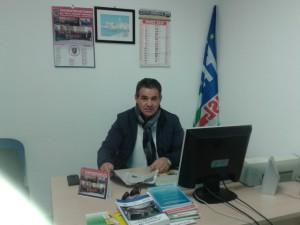 Il referente Fai Cisl di Manfredonia A.Gatta