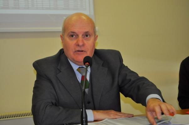 Maurizio Ricci, rettore Università di Foggia (ph: UNIFG)
