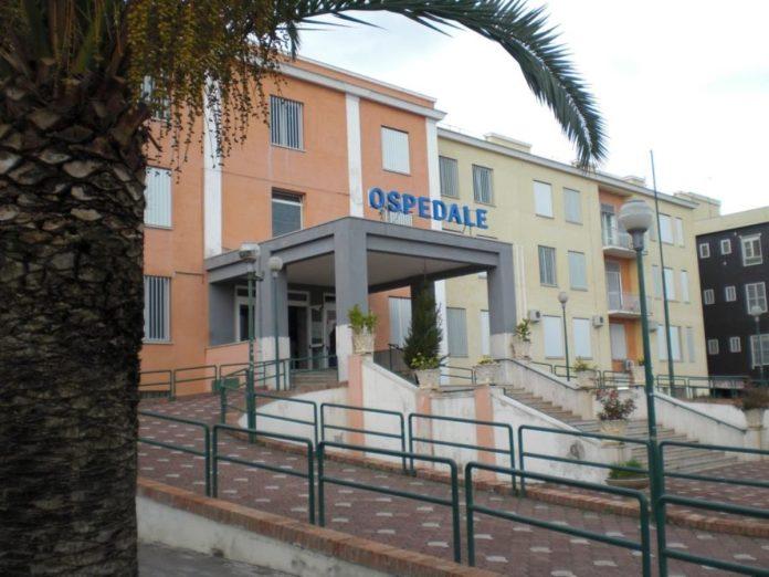 Ospedale San Camillo di Manfredonia (ph: comune manfredonia)