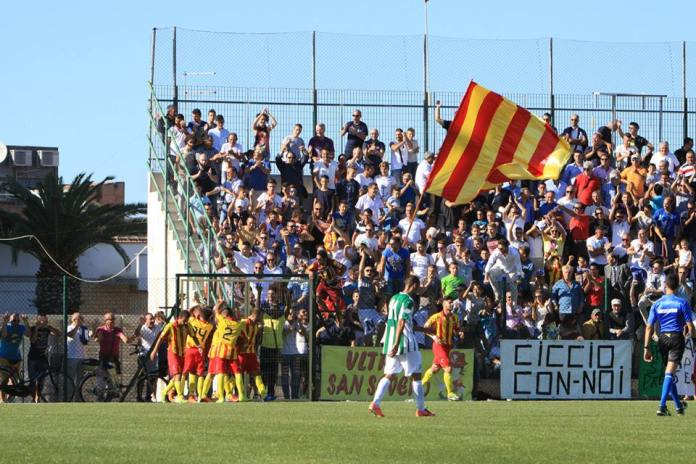 San Severo calcio (st - immagine d'archivio)