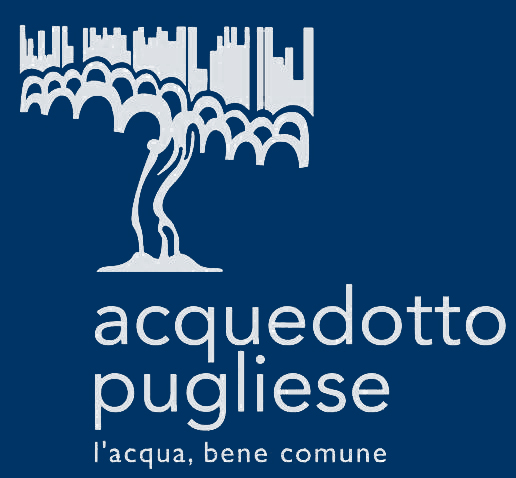 Logo Acquedotto pugliese - ph: http://uniconspuglia.files.wordpress.com