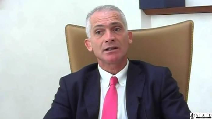 Il presidente di Confindustria Gianni Rotice (st)