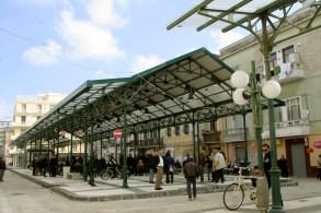Piazza Mercato Foggia (Ph: VINCENZO MAIZZI)
