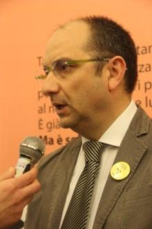 IL sindaco di Manfredonia