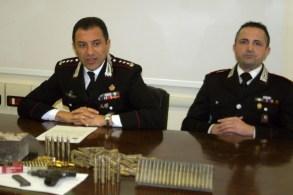 Passata conferenza carabinieri (MAIZZI)