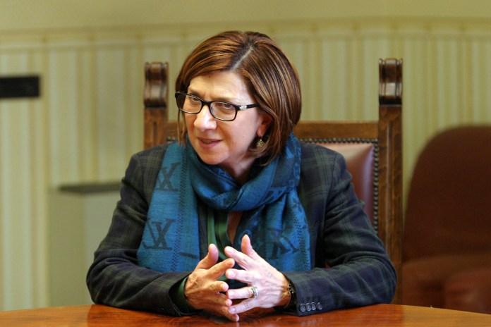 Il prefetto di Foggia Maria Tirone (ph: V.MAIZZI)