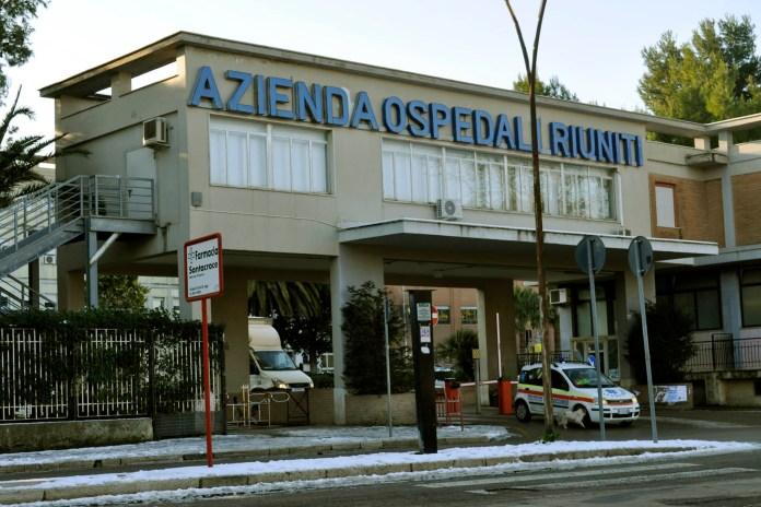 Ospedale Riuniti Foggia (ph: MAIZZI)