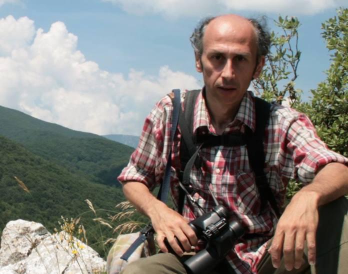 Enzo Cripezzi, responsabile LIPU di Foggia (from facebook)