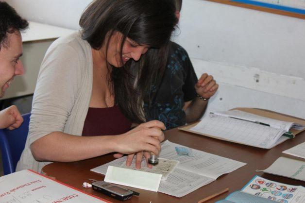 Scrutatore elezioni (IMMAGINE D'ARCHIVIO, http://lavocedeltrentino.it)