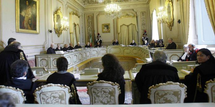Corte Costituzionale - IMMAGINE D'ARCHIVIO (archivio http://i.huffpost.com - facebook)