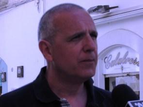 Il dr. Maurizio Portaluri (ph: Benedetto Monaco)