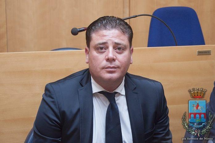 """Salvatore Zingariello, Assessore con delega ai """"Lavori Pubblici"""" – Vice Sindaco del Comune di Manfredonia (ph: Comune di Manfredonia)"""