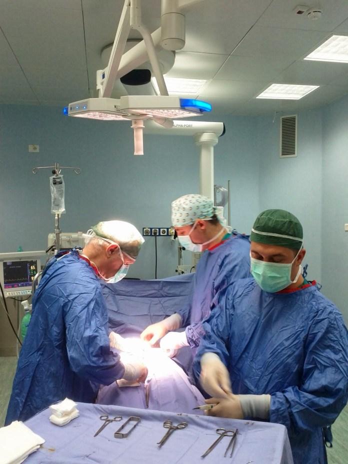 IMMAGINE D'ARCHIVIO- Interno Ospedale di Manfredonia - reparto Anestesia e rianimazione - http://4.bp.blogspot.com - IMMAGINE D'ARCHIVIO