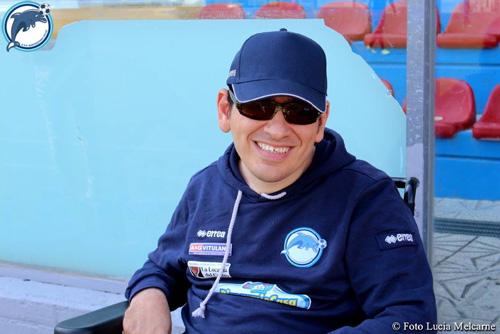 Francesco Tomaiuolo (ph: Comune di Manfredonia - Asd Manfredonia calcio)